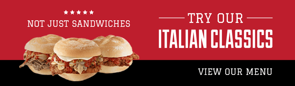 Try Our Italian Classics